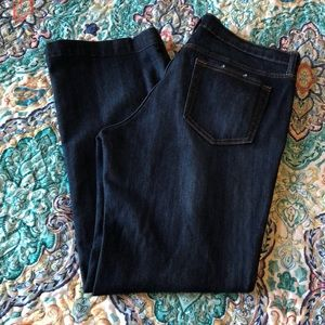 Gap long and lean jeans size 12